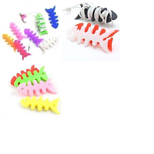 Рыбы образный шнур моталки (случайный цвет) Lightinthebox 42.000