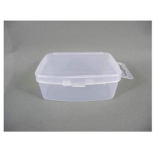Площадь Пластиковый корпус Прозрачный хранения 3 сета Lightinthebox 115.000