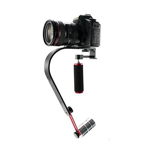 Debo камеры видео гладкой стабилизатор портативных ручка стедикам для DV видеокамер камеры DSLR Lightinthebox 2105.000