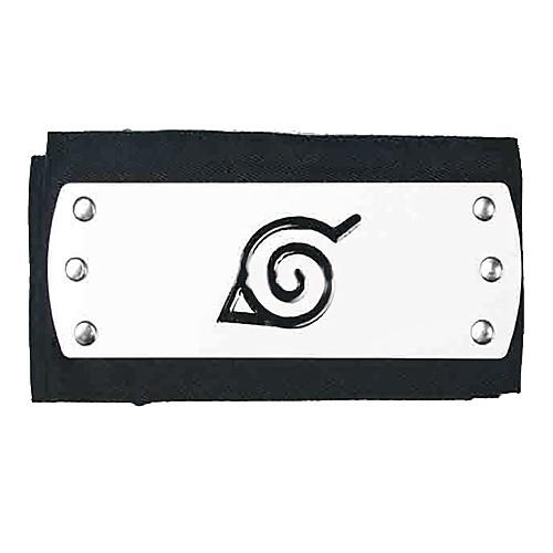 Наруто Коноха Черный ниндзя Косплей повязка Lightinthebox 210.000