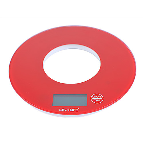 Стекло Кухонные весы, Dia18.7cm Lightinthebox 515.000