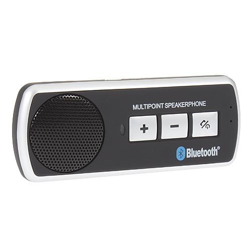 Bluetooth V2.0  EDR динамик громкой связи с TTS Caller ID (SD/MMC/USB/2.5mm) Lightinthebox 472.000