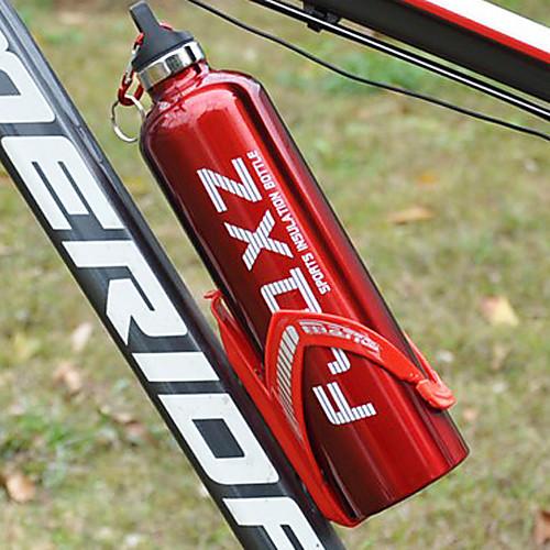 FJQXZ 750мл алюминиевый сплав Красный Велоспорт бутылки Lightinthebox 300.000