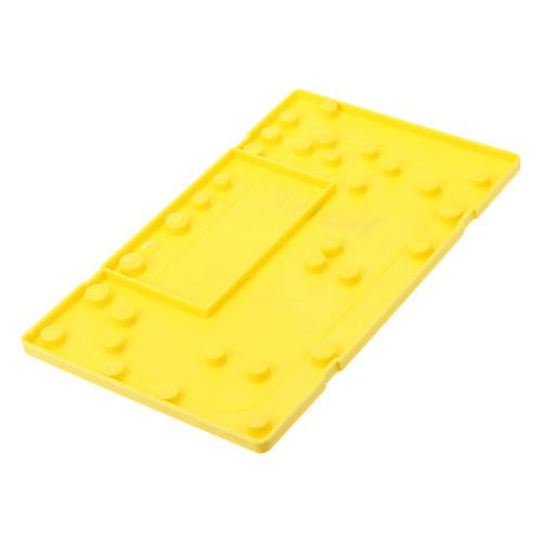 Kaisi отверстия для винтов Распределение Iphone 4 (желтый) Lightinthebox 128.000