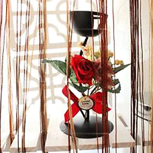 Художественный Смешивание Цвет Радуга занавес линия - Случайный цвет (39