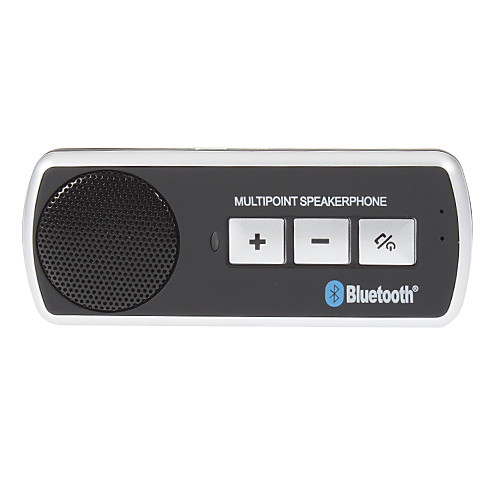 Bluetooth V2.0  EDR динамик громкой связи с TTS Caller ID (SD/MMC/USB/2.5mm) Lightinthebox 472.000