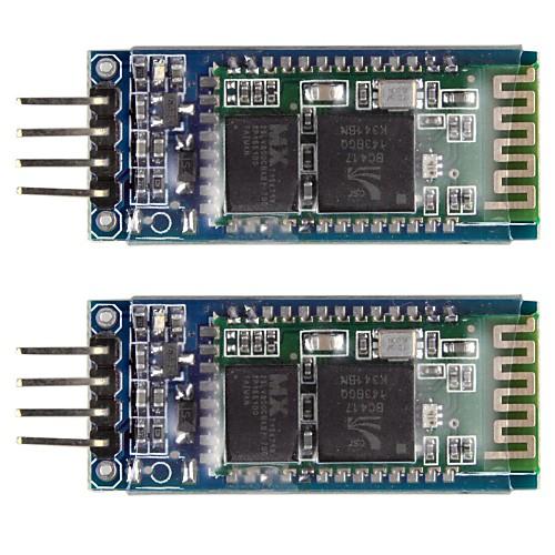 Новое издание HC06 Bluetooth для беспроводной модуль (2 шт) Lightinthebox 601.000