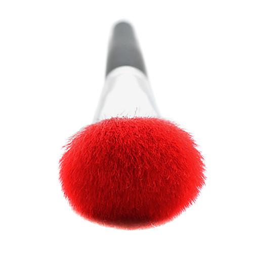 Профессиональный Красный кисть для пудры Наивысшее козьей шерсти Дополнительные косметические средства Lightinthebox 171.000
