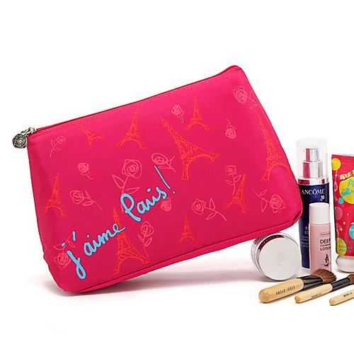 Мультфильм Красочные Париж Эйфелева башня сцепления Cosmetic Bag Макияж сумка для хранения (разных цветов) Lightinthebox 214.000