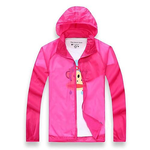 унисекс открытый сверхлегкий дождь куртка ветровка Lightinthebox 987.000