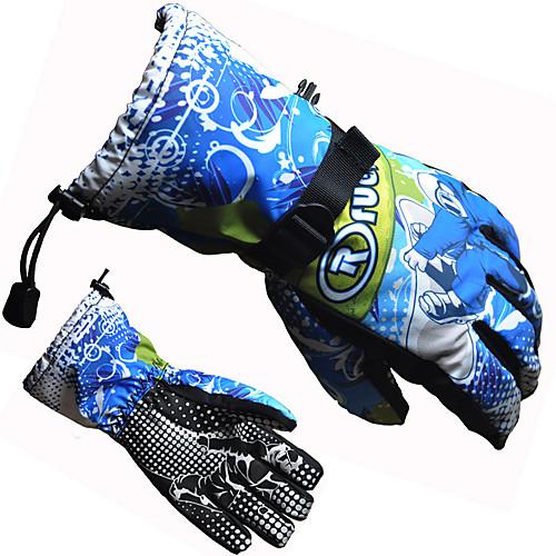 Rruesch - Изолированный катания на лыжах / Перчатки с регулируемым ремешком Lightinthebox 858.000