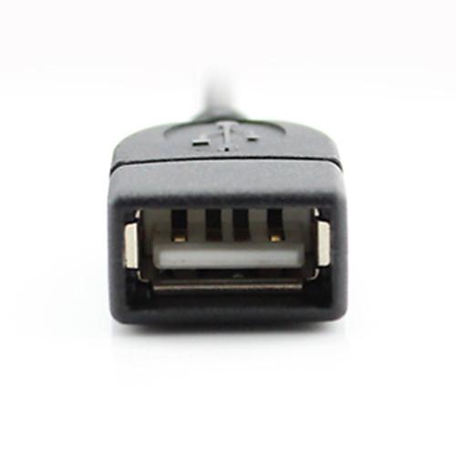 USB 2.0 М / Ж удлинитель черный (5M) Lightinthebox 429.000