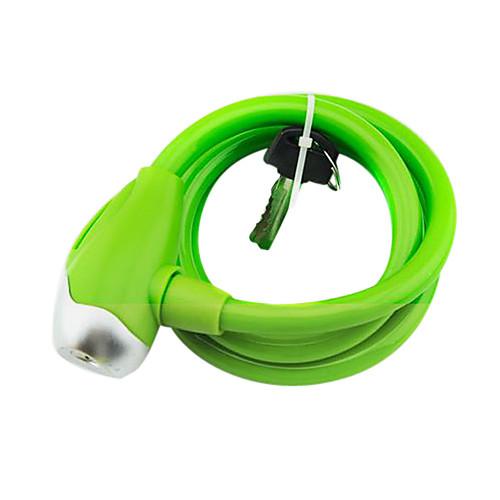 FJQXZ Новый дизайн Универсальный Зеленый Противоугонная блокировка для велосипедов Lightinthebox 343.000