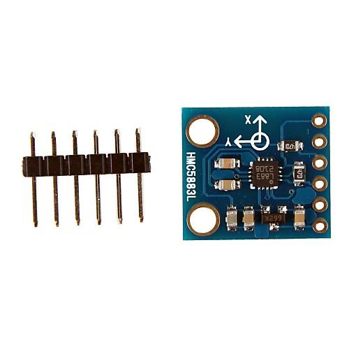 Новое и высокое качество HMC5883L модуль дискретного Компас Lightinthebox 171.000
