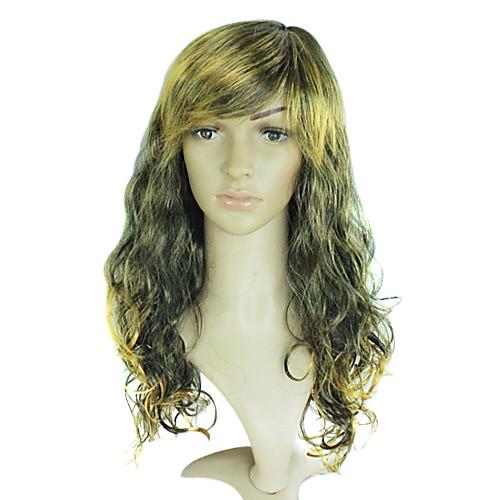 Длинные Синтетические Волнистые парик сторону взрыва Несколько Цвета Lightinthebox 816.000