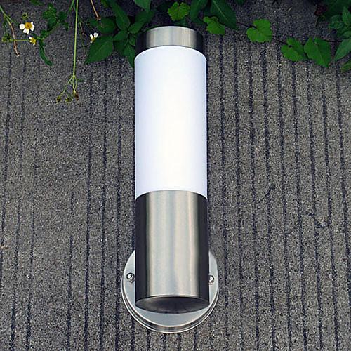 Открытый настенный светильник, 1 Свет, Краткий Алюминий акриловой живописи Lightinthebox 1718.000