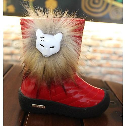 Детские Водонепроницаемые зимние ботинки-кожаные сапоги Lightinthebox 1675.000