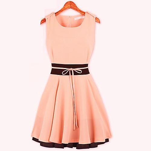 MFL Совместное Тонкий Симпатичные платье (розовый) Lightinthebox 858.000