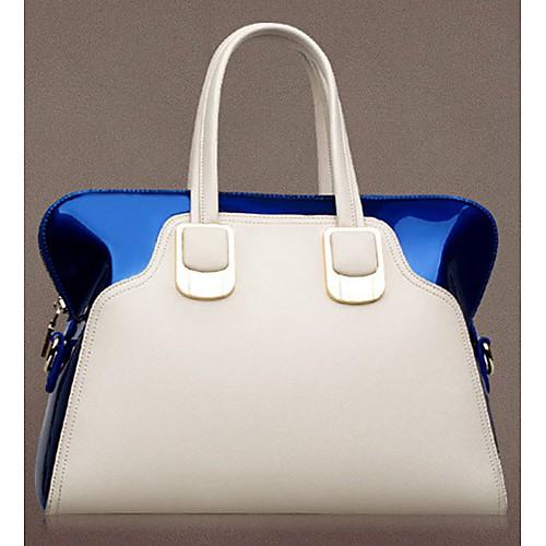 BABEINI Женская Классический Простой Кожа одно плечо сумка Lightinthebox 944.000
