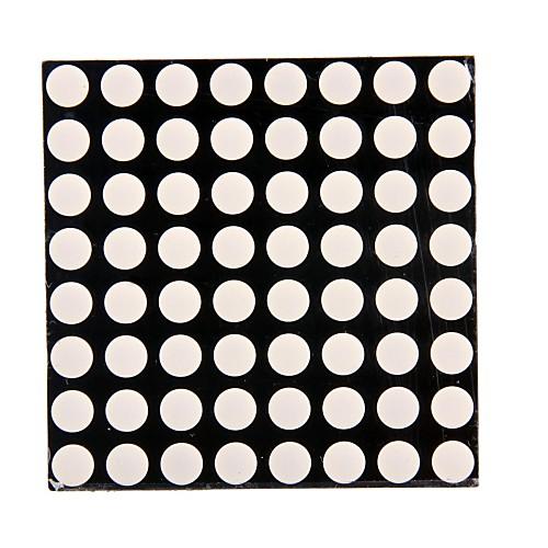 8 х 8 точечно-матричный красный светодиод табло для (для Arduino) Lightinthebox 128.000