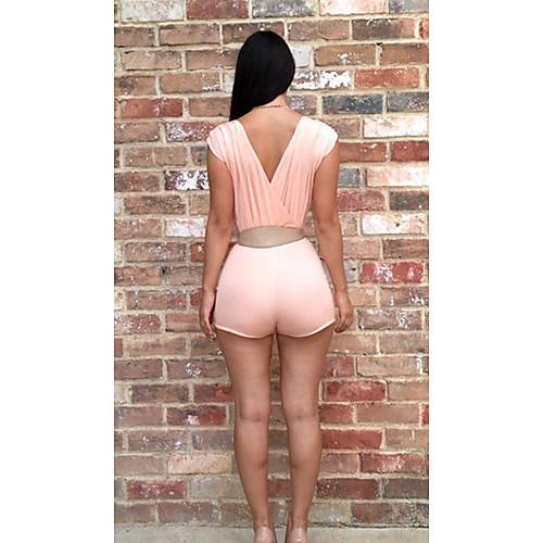 Женская мода Сексуальная повязки партии комбинезон Lightinthebox 725.000