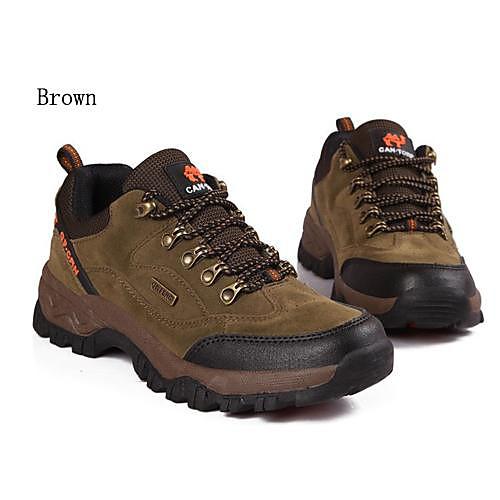 Мужская Открытый водонепроницаемый износостойких противоскользящие Обувь Lightinthebox 2577.000