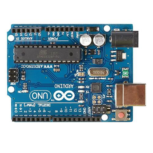 ООН R3 MEGA328P ATMEGA16U2 для Arduino совместимый Lightinthebox 730.000