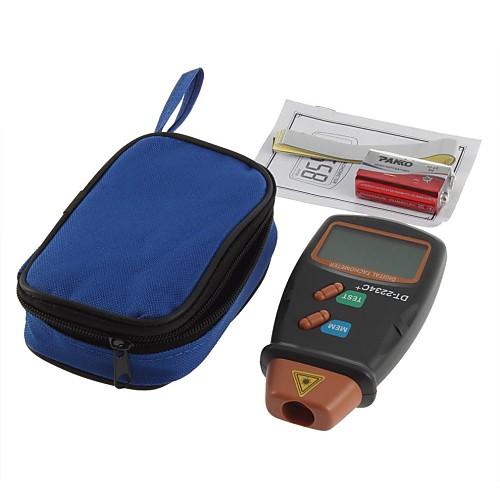 Цифровой лазерный фотография Тахометр бесконтактного RPM Tach Новый Lightinthebox 858.000