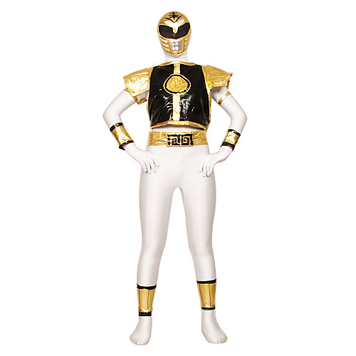 Мощность Ranger Dairanger Киба Ranger Зентаи Мужская Косплей Костюм Lightinthebox 3007.000