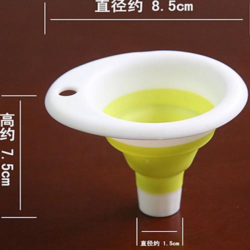 Силиконовые Мини Масштаб Воронка, L8.5cm х W8cm х H3cm Lightinthebox 85.000