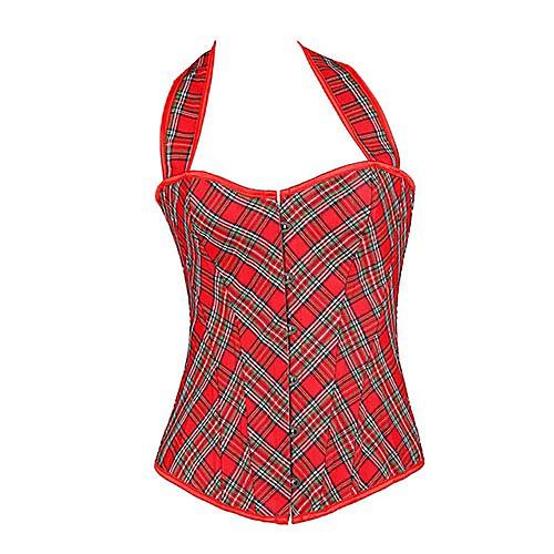 Дарлинг Одежда Женская Сексуальная ремень Проверьте Пряжка корсет Lightinthebox 687.000