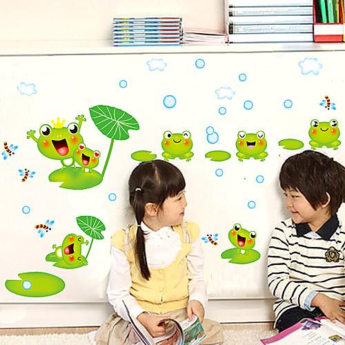Симпатичные Лягушка рисунком стены стикеры Lightinthebox 858.000