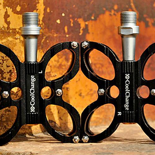 CoolChange алюминиевого сплава Черный против скольжения Biycle / велосипед педали Lightinthebox 1288.000