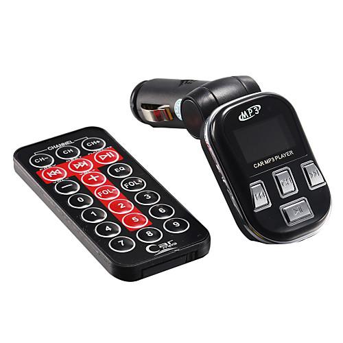 4-кнопочная поворотной оси автомобиля MP4 USB / TF-плеер с FM-модулятор Lightinthebox 343.000