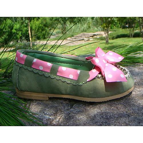 Детские Сладкий Кружева Лук сухожилий Поздние обувь Lightinthebox 858.000