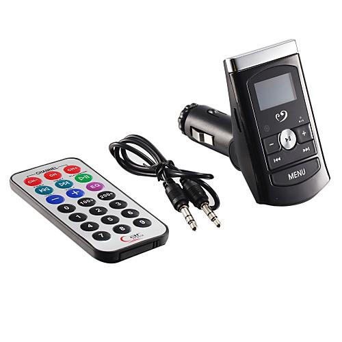 Модные Классический красивый автомобиль MP3 плеер FM передатчик Lightinthebox 461.000
