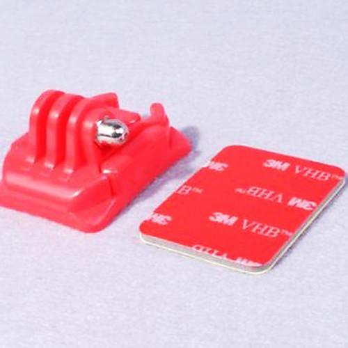 Шлем криволинейной поверхности и Гора 3M стикер для GoPro Hero 3  / 3/2/1 Lightinthebox 171.000