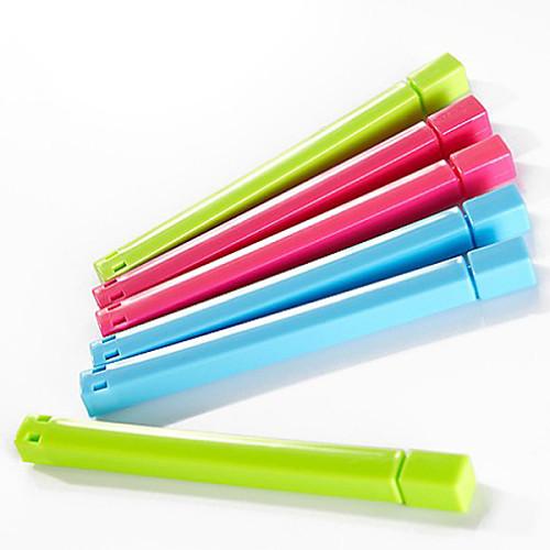 Пластиковые Уплотнительные Щипцы случайный цвет, Набор 6, W16cm х L8cm х H1cm Lightinthebox 171.000