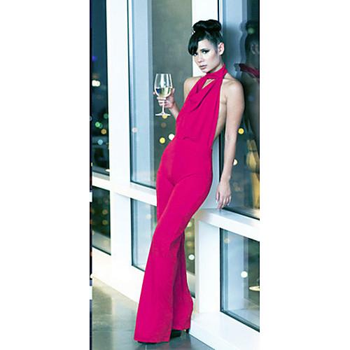 Женская мода Sexy Твердые партия комбинезон Lightinthebox 865.000