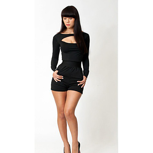 Женская Горячие Мода Sexy Ночной клуб комбинезон Lightinthebox 781.000