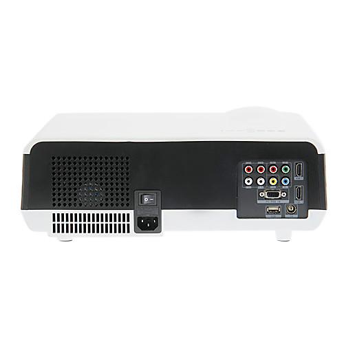Тихо - WXGA 2800 люмен ЖК-проектор с HDMI вход ТВ-тюнера Lightinthebox 10269.000