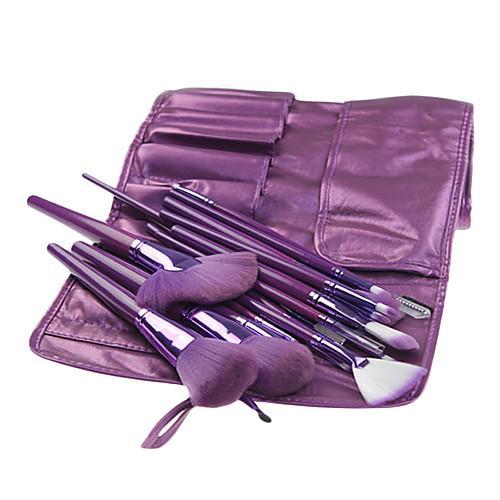 Про Высокое качество 21 ПК Нейлон волос кисти для макияжа указан с фиолетовым мешком Lightinthebox 889.000