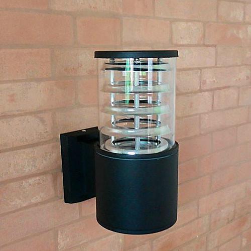 Открытый настенный светильник, 1 Легкий, современный алюминиевый Стекло Живопись Lightinthebox 3437.000