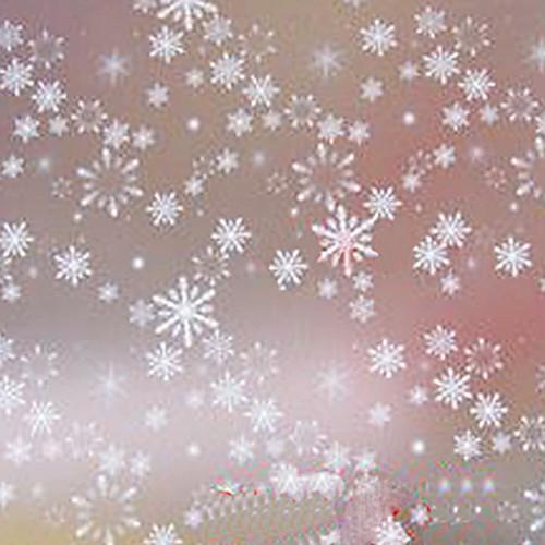 Современная классика приближается зима Белый Snow Flake оконная пленка Lightinthebox 1073.000