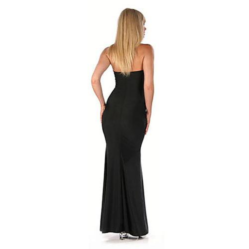 Дарлинг Одежда Женская Сексуальная Холтер спинки Макси Qmilch щелевая платье Lightinthebox 644.000