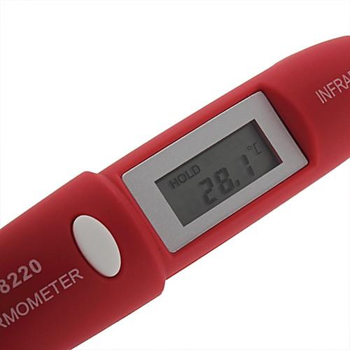 Бесконтактный цифровой инфракрасный Температура карманный мини ИК термометр ручка  батареи Lightinthebox 644.000