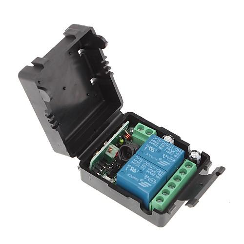 VGG02 DC 12V 2-канальный многофункциональный беспроводной пульт для RC двери / окна / производственного контроля Lightinthebox 429.000
