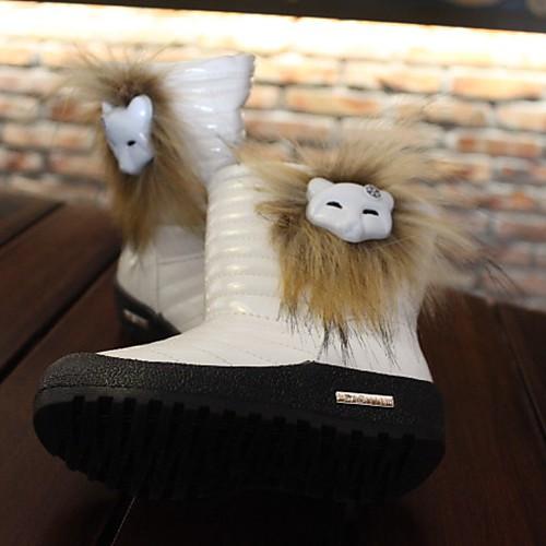 Детские Водонепроницаемые зимние ботинки-кожаные сапоги Lightinthebox 1245.000