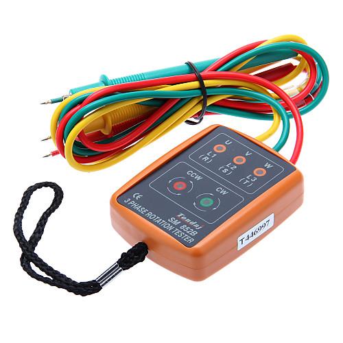 3 фазометр Последовательность Наличие вращения тестер Индикатор SM 852b Lightinthebox 901.000