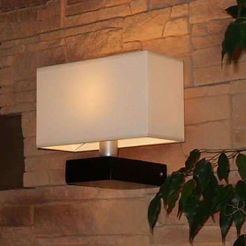 Настенные светильники, 1 Свет, Краткий Металл Ткань Живопись Lightinthebox 2148.000